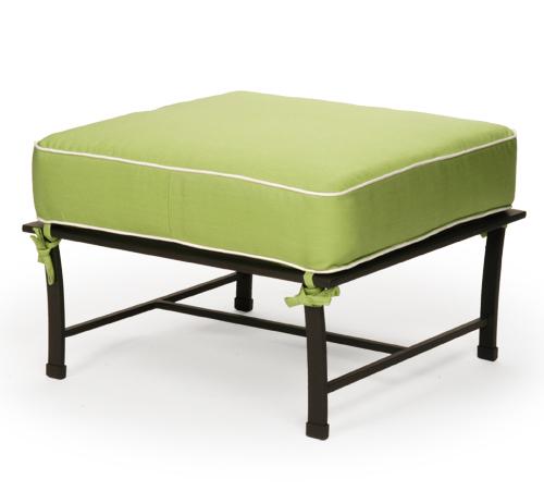 Replacement Cushion Deep Seating Ottoman Sunbrella