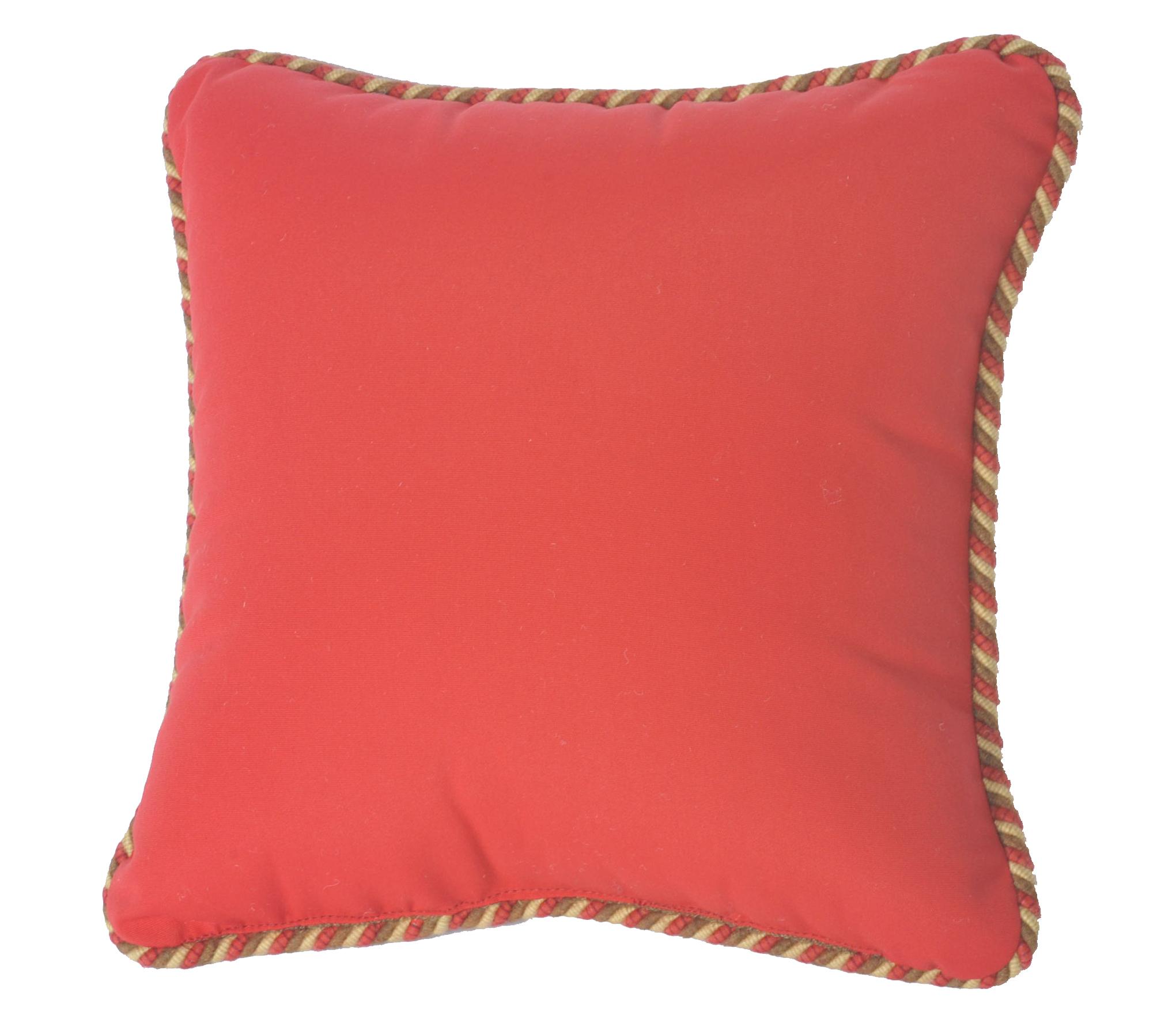 Custom Sunbrella Throw Pillows : Throw Pillow Indoor/Outdoor 17