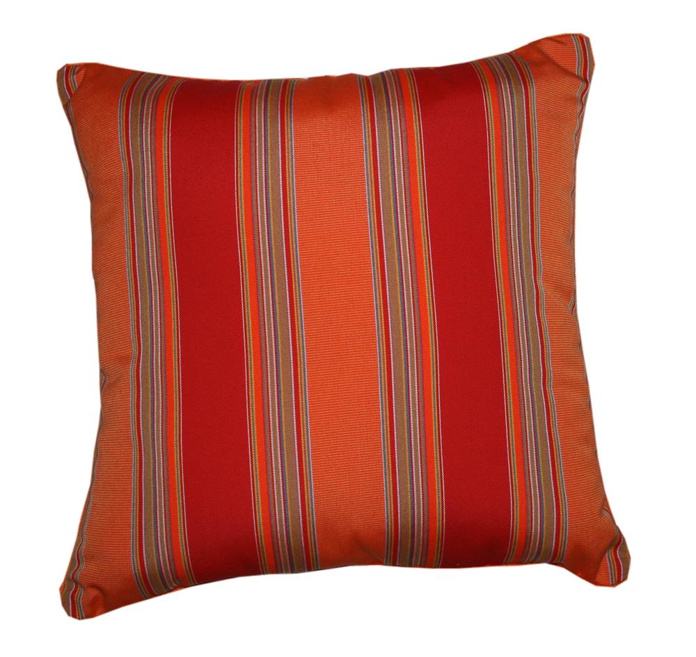 Custom Sunbrella Throw Pillows : Throw Pillow Indoor/Outdoor 22
